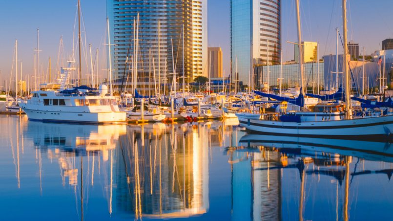 marine insurance in California